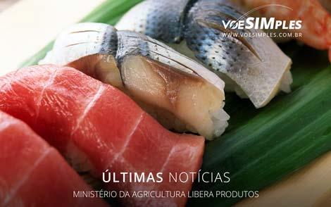 Ministério da Agricultura permite entrada de produtos de origem animal no Brasil