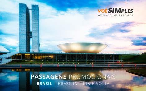 Voos promocionais para Brasília na Semana Santa