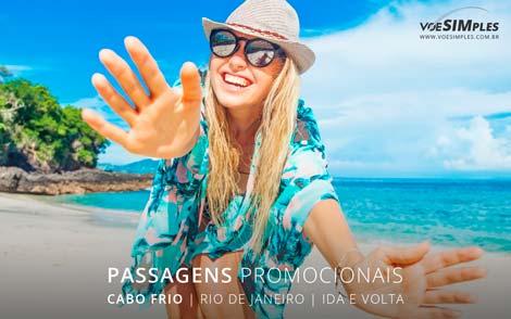 Passagem aérea para Cabo Frio