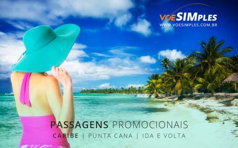 Passagens promocionais para Punta Cana