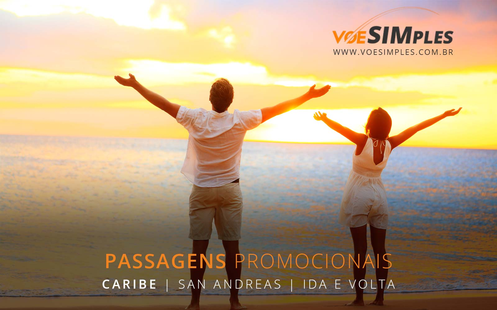 Voos Promocionais para o Caribe