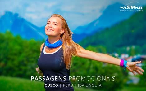 Passagem aérea imperdível para Cusco