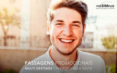 Passagem aérea para o feriado de Porto Alegre