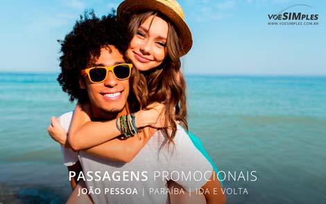 Passagem aérea promocional para João Pessoa