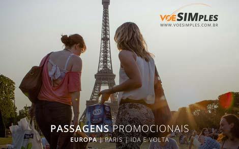 Voo promocional Paris