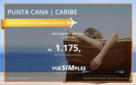 Passagem aérea imperdível para Punta Cana