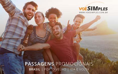 Promoção passagem aérea Rio Branco a Porto Velho