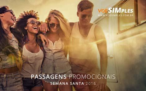 Passagens baratas para Bonito na Semana Santa 2016