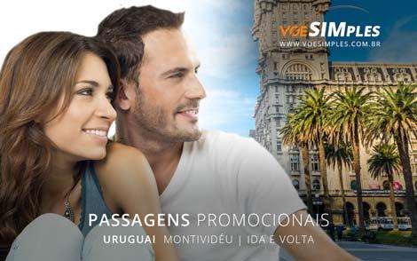 Passagem aérea em promoção para Páscoa Montevidéu