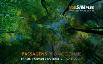 Passagens aéreas baratas para Caldas Novas em Goiás